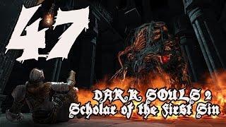 Dark Souls 2 Scholar of the First Sin - Walkthrough Part 47: Brume Tower