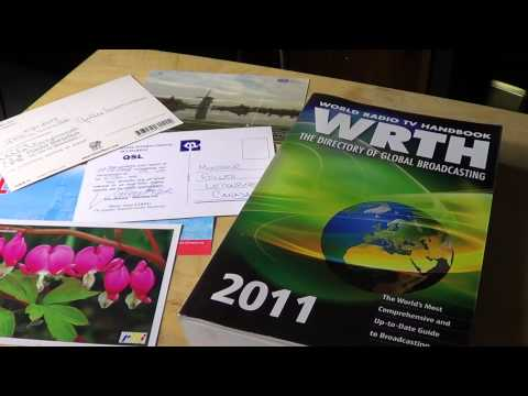 How to get QSL cards on shortwave part 2