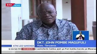 Magufuli atoa risala zake kwa waliopoteza wapendwa wao katika ajali ya feri