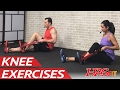 30 Min Knee Exercises for Knee Pain Relief - Knee Strengthening & Knee Stretches Knee Rehab Stretch