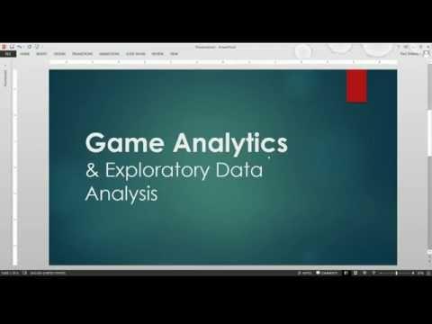 Game Analytics: Exploratory Data Analysis