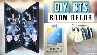 Diy Bts Room Decor Ideas Youtube
