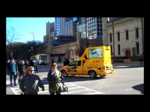 Better Than Mobile Billboards... HD Video Billboards On Wheels... Advertise In Chicago
