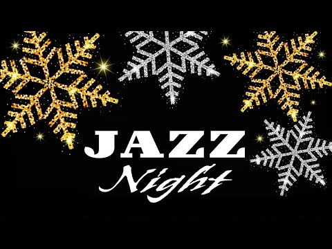 Winter Night - Smooth Piano & Sax JAZZ - Chill Out Music