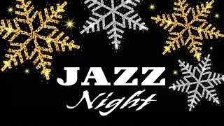 Winter Night - Smooth Piano amp Sax JAZZ - Chill Out Music