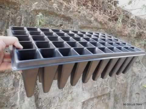 cell trays plug trays seed trays seedling trays