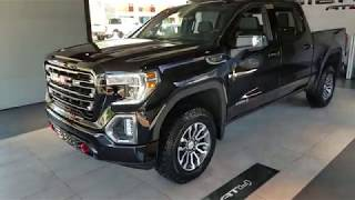 ALL NEW 2019 GMC Sierra AT4 4WD Review
