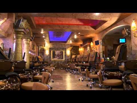 Hollywood Nails & Spa promotional video Dallas TX