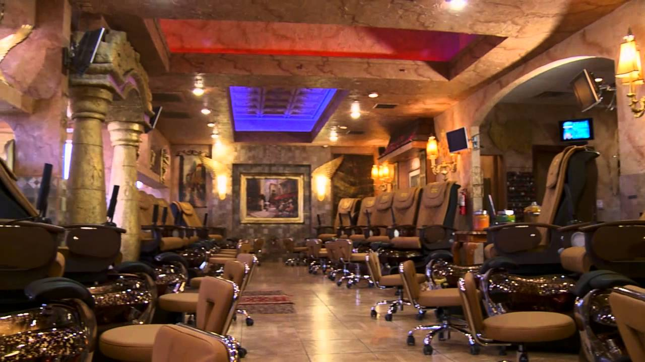 Hollywood Nails & Spa promotional video Dallas TX - YouTube