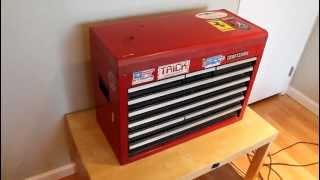 Craftsman Tool Chest, Top Box, Bench Box