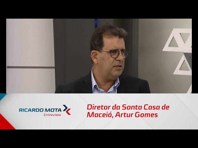 Ricardo Mota Entrevista – Bloco 01