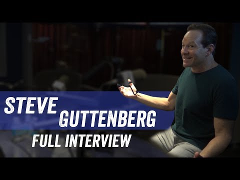Steve Guttenberg  'Ballers', Parties At The Playboy Mansion, Auditioning  Jim Norton & Sam Roberts