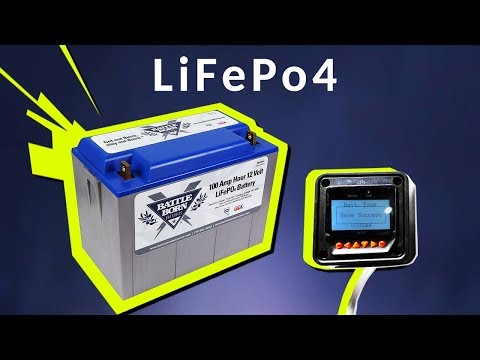 how-to-program-charge-controller-for-lithium-batteries-(mppt-v-pwm-|-lifepo4)
