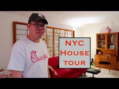 NYC Road Trip  Tour Doug&39;s Childhood Home  VLOG