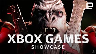 Xbox Games showcase 2020 in 11 minutes