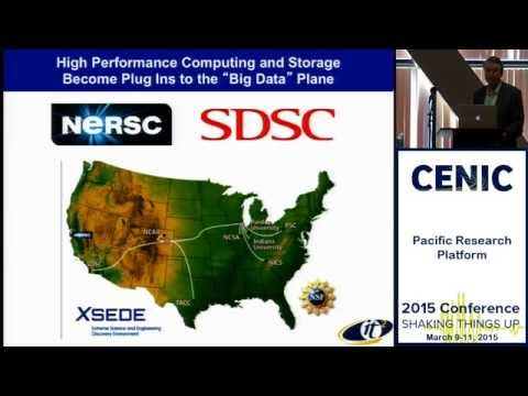CENIC 2015 Conference -- The Pacific Research Platform