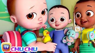 First Day of School Song - ChuChu TV Baby Nursery Rhymes & Kids Songs