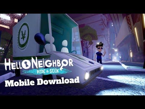 Hello Neighbor Hide & Seek at AppGhost com