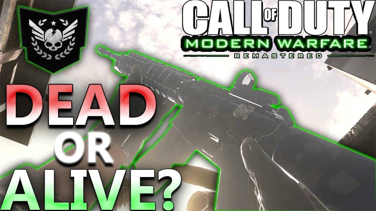 Call of Duty Modern Warfare Remastered ^^nosTEAM^^ Update