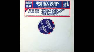 Amadeus mozart & Andy pickles - Untidy dubs RIP