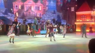 Танцы на льду Бременских музыканты