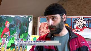 Culture urbaine : API l'apprentissage du graff dans la rue
