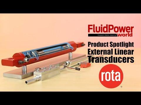 EL series - External Hall Effect Position Sensor