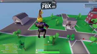 FIRST TIME PLAYING STURCID IN Roblox