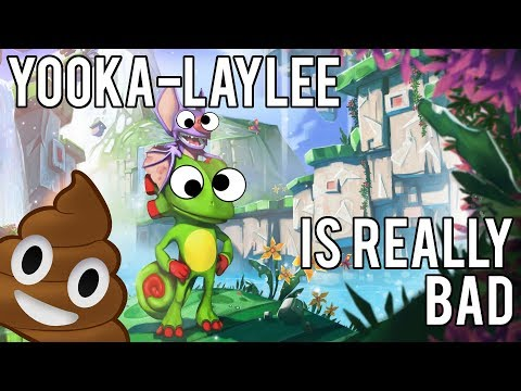 I Have a Confession About Yooka-Laylee