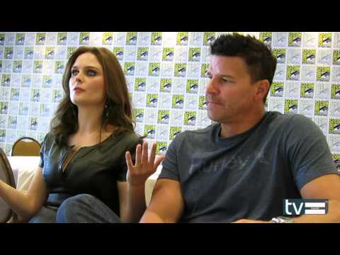 Bones Season 9: David Boreanaz & Emily Deschanel Interview