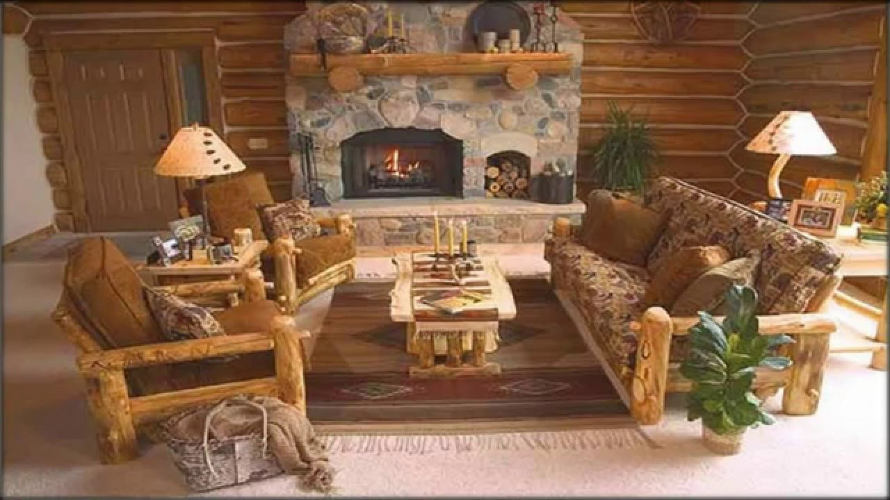 Rustic Furniture amp Log Cabin Furniture Collections