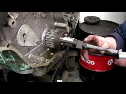 Land Rover 200tdi Timing Belt Setting The Fip Crank
