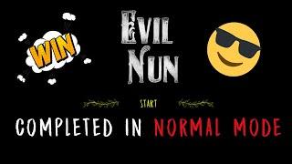 Evil Nun Official - Main Door Escape Normal Mode [Horror game]