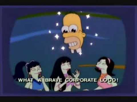 The Simpsons Mr. Sparkle Commercial