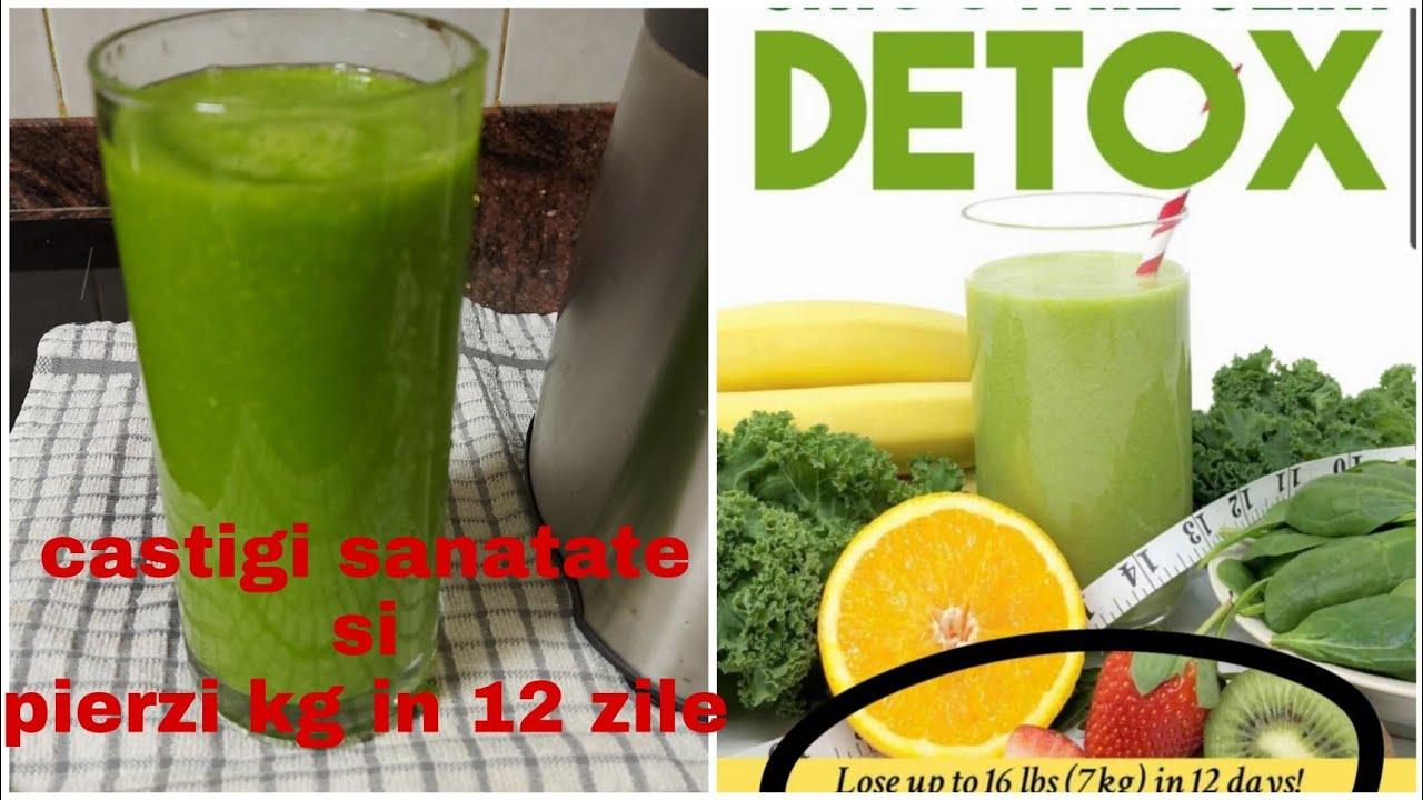 detox 12 zile