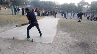 mithu batsman poli bowler vs jawad shah batsman and inam kashmiri bowler 3rd match