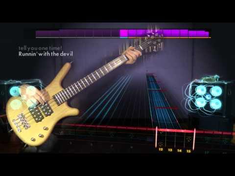 Van Halen   Runnin' With The Devil Rocksmith 2014 Bass 96