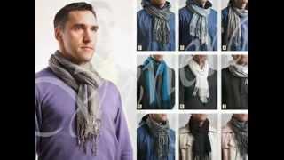 Venera - Шарфы платки для мужчин Thumbnail
