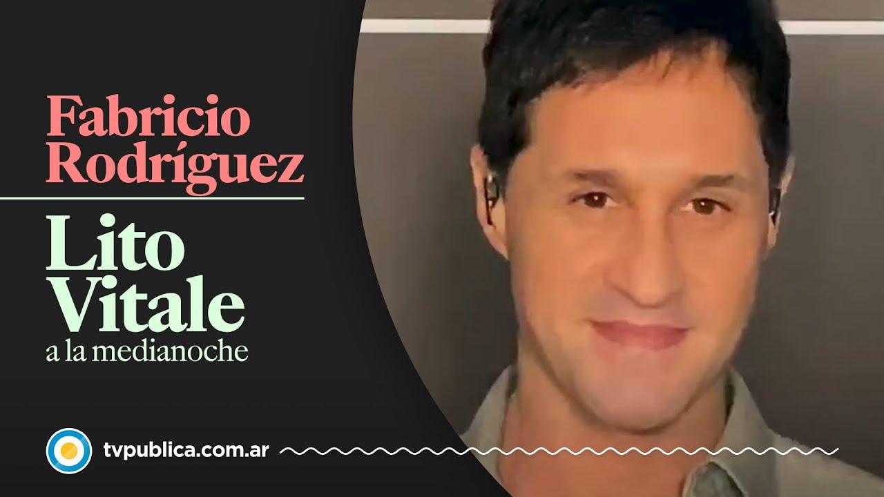 Fabricio Rodriguez : Flores en tu piel - Lito Vitale a la Medianoche