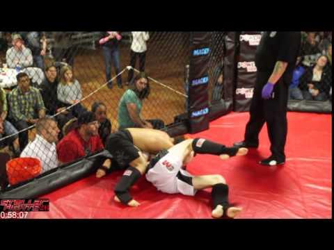 Stellar Fights 26 - Peter Kim vs Blaine Peters - Stellar Fights Flyweight Championship