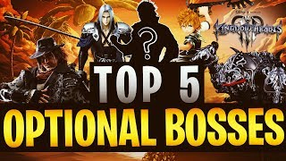 Kingdom Hearts 3 - Top 5 Possible Secret Bosses!