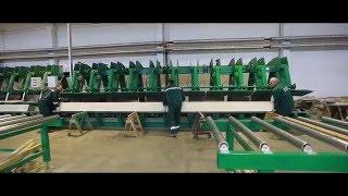 видео Технология производства фахверковых домов