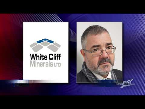 White Cliff Minerals kicks off 2017 drilling program at the Aucu gold project