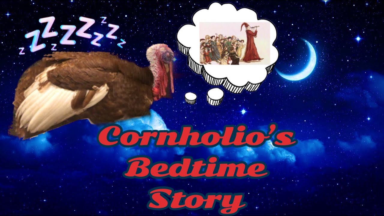Cornholio's Bedtime Story! #flipflopfarmer