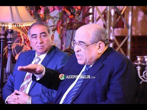 ندوة الدكتور / مصطفى الفقي 12 مارس 2018