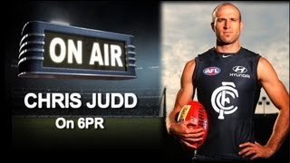 AUDIO: Judd on 6PR