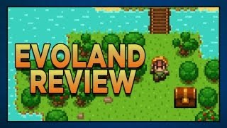Evoland Review (Steam Greenlight Game) - A Journey Through the Evolution of Video Games
