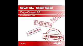 Sonic Sense - Case Closed