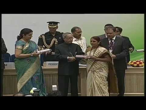 The President of India conferring the National Awards to teachers on the occasion of Teacher
