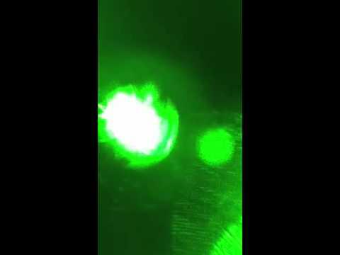 Alien In Sky Beeming Green Light Or Can U Explain It Youtube